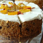 Carrot chai cake