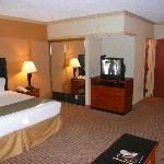 Foto van Holiday Inn Express Hotel & Suites-DFW North
