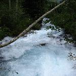  Flowing water at Maroon Bells