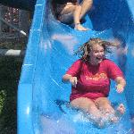 great fun on the slides!