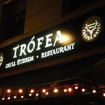 Trofea Grill Restaurant in the City