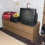 Older style TV