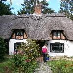  Front of Pen Cottage