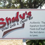 Shadys Restaurant