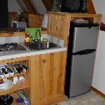 Functionally equipped kitchen