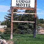 Lodge Motel Foto