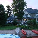 Foto de Rosseau's Northern Landing Bed and Breakfast