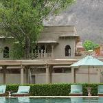 Foto de Amanbagh Resort