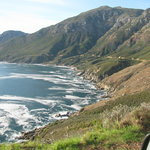 part of the Cape drive