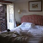 Hotel Due Torri Room perfect for honeymoon