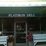 ‪Flat Iron Deli and Grill‬
