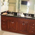  Master Bathroom in Village Center Unit