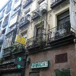 Photo de Hostal del Pez Azul
