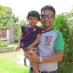 Me and my daughter