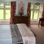 Clennell Hall Hotel - Bedroom