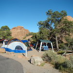 Photo de Devil's Garden Campground