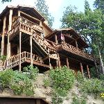 Yosemite West High Sierra Bed and Breakfast resmi
