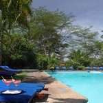 Sarova Lion Hill Game Lodge Swimming Pool