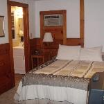 Inside of the Yardarm Motel room