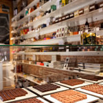 Product wall VANDERDONK Fine Chocolates