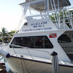 FKDC operates two 46' dive/snorkel boats