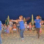  baby dance in spiaggia