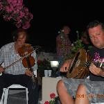  Traditional live music from Milos Island Greece