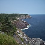 Trail #1, North End of Monhegan Island