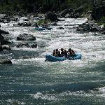 River Rafting On The Truckee River