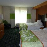 Fairfield Inn & Suites New Buffaloの写真