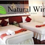 Foto de Natural Wing Health Spa & Resort