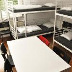  Our spacious eight-bed dormitory
