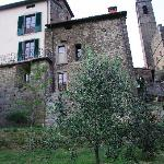  Albergo und Castell