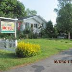 Picket Fence Motel Foto