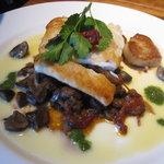 Halibut Special at Chelsea's Kitchen