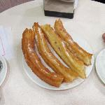  Churros from La Fama