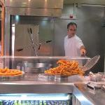  Churros being made Fresh!