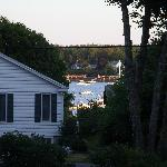 See - there is a few of the harbor from the Inn.