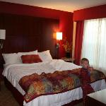 Private bedroom was awesome!!