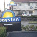 Days Inn Seattle North of Downtown Foto