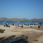  Municipal beach at Elounda