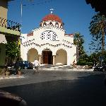 Elounda Church