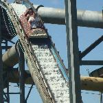 The Flume Water Ride