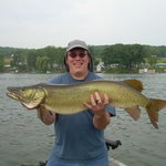 Musky from Waneta Lake