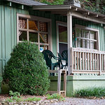 Foto de Wayah Creek Cottages