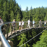 Capilano Suspension Bridge und Park