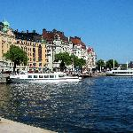  Strandvagen and Esplanade Hotel