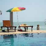 Foto van Talkoo Beach Resort, Khanom