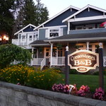 heritage b&b in heart of Qualicum Beach
