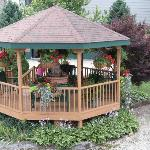  Gazebo, Hemlock Inn